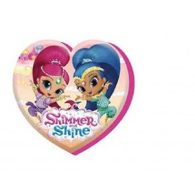 COJIN CON FORMA 40 CM VELOUR SHIMMER AND SHINE