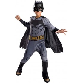 DISFRAZ BATMAN JL MOVIE CLASSIC 3-4 AÑOS