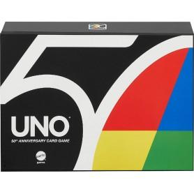 UNO 50 ANIVERSARIO - JUEGO DE CARTAS