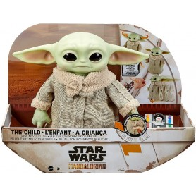 STAR WARS BABY YODA CON MOVIMIENTOS - THE CHILD