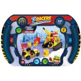 T-RACERS S - PLAYSET TURBO CRANE