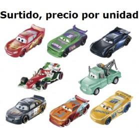 CARS COLOR CHANGERS COCHE CAMBIAN DE COLOR (SURTIDO)
