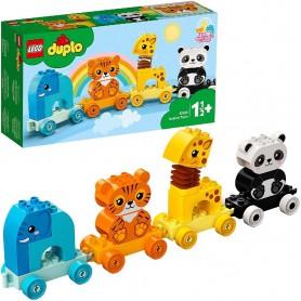 TREN DE LOS ANIMALES LEGO 10955