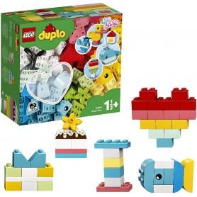 CAJA DEL CORAZÓN LEGO DUPLO 10909