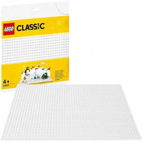 BASE BLANCA LEGO 11010