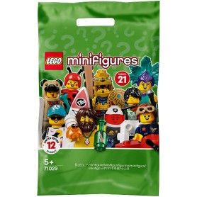 LEGO MINIFIGURES - MINIFIGURAS SERIE 21 - 71029