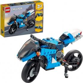SUPERMOTO - LEGO 31114 CREATOR 3EN1