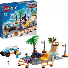 PISTA DE SKATE - LEGO CITY 60290