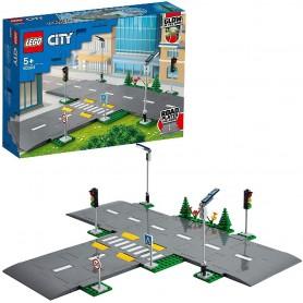 PLACAS DE CARRETERA LEGO CITY 60304