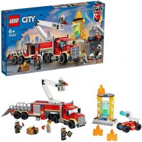 UNIDAD DE CONTROL DE INCENDIOS - LEGO 60282 CITY