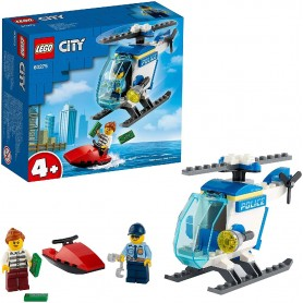 HELICÓPTERO DE POLICÍA - LEGO 60275 CITY