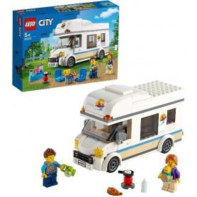 AUTOCARAVANA DE VACACIONES LEGO CITY 60283