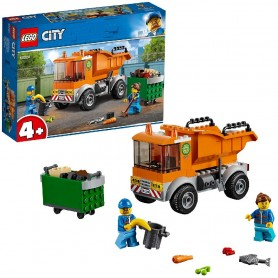 CAMIÓN DE LA BASURA - LEGO CITY 60220