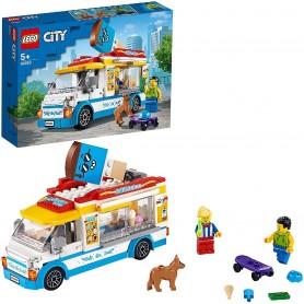 CAMIÓN DE LOS HELADOS - LEGO CITY 60253