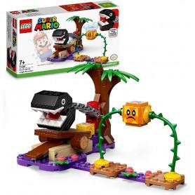 SET DE EXPANSIÓN: BATALLA EN LA JUNGLA CONTRA EL CHOMP CADENAS - LEGO SUPER MARIO 71381