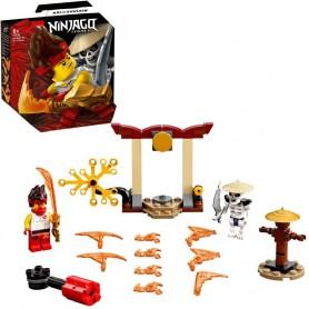 SET DE BATALLA LEGENDARIA: KAI VS. SKULKIN - LEGO NINJAGO 71730