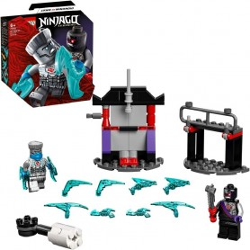 SET DE BATALLA LEGENDARIA: ZANE VS. NINDROIDE - LEGO NINJAGO 71731