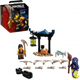 SET DE BATALLA LEGENDARIA: COLE VS. GUERRERO FANTASMA - LEGO NINJAGO 71733