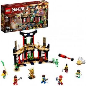 TORNEO DE LOS ELEMENTOS - LEGO NINJAGO 71735