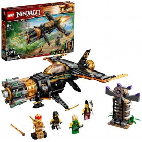DESTRUCTOR DE ROCA - LEGO NINJAGO 71736