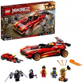 DEPORTIVO NINJA X-1 - LEGO 71737 NINJAGO