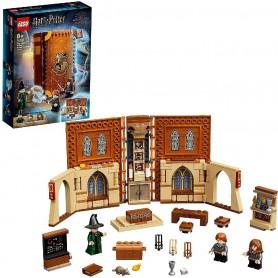 MOMENTO HOGWARTS: CLASE DE TRANSFIGURACIÓN - LEGO HARRY POTTER 76382