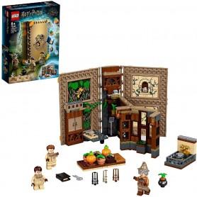 MOMENTO HOGWARTS: CLASE DE HERBOLOGÍA - LEGO HARRY POTTER 76384