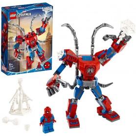 ARMADURA ROBÓTICA DE SPIDER-MAN LEGO 76146
