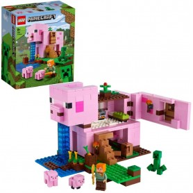 LA CASA-CERDO - LEGO MINECRAFT 21170