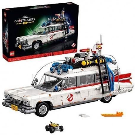 ECTO-1 DE LOS CAZAFANTASMAS - LEGO 10274