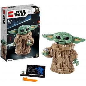 THE MANDALORIAN BABY YODA LEGO 75318 STAR WARS - THE CHILD