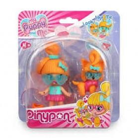PINYPON - MY PUPPY AND ME - PELO NARANJA