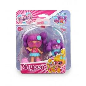 PINYPON - MY PUPPY AND ME - PELO MORADO