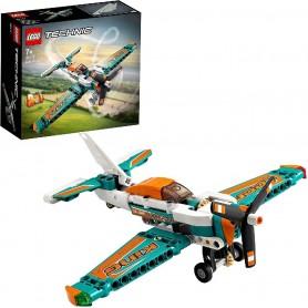 AVIÓN DE CARRERAS LEGO 42117 TECHNIC
