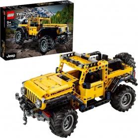 JEEP WRANGLER LEGO 42122 TECHNIC