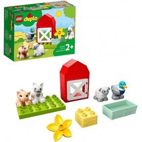 GRANJA Y ANIMALES LEGO DUPLO 10949