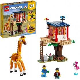 CASA DEL ÁRBOL EN LA SABANA LEGO CREATOR 31116