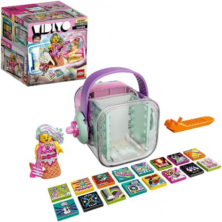 CANDY MERMAID BEATBOX  LEGO VIDIYO 43102