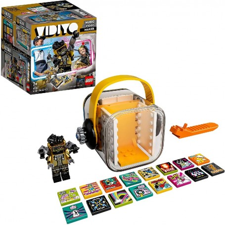 HIPHOP ROBOT BEATBOX LEGO VIDIYO 43107