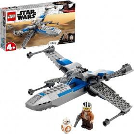 ALA-X DE LA RESISTENCIA - LEGO STAR WARS 75297