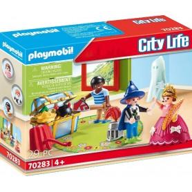 NIÑOS CON DISFRACES - PLAYMOBIL 70283 CITY LIFE