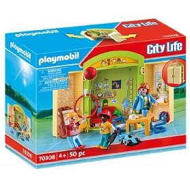 COFRE GUARDERIA - PLAYMOBIL 70308 CITY LIFE