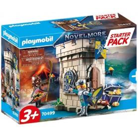 STARTER PACK NOVELMORE - PLAYMOBIL 70499