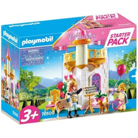 STARTER PACK PRINCESA - PLAYMOBIL 70500