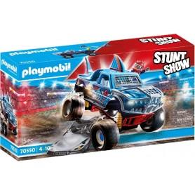 STUNTSHOW MONSTER TRUCK SHARK - PLAYMOBIL 70550