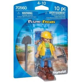 OBRERO - PLAYMOBIL 70560