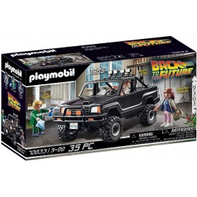 BACK TO THE FUTURE CAMIONETA PICK-UP DE MARTY 70633