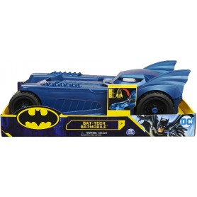 BATMAN BATMOVIL ESCALA 30CM BAT TECH