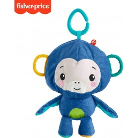 FISHER-PRICE MONO Y PELOTA 2 EN 1