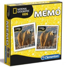 MEMO NATIONAL GEOGRAPHIC